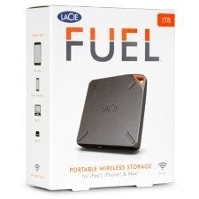 Lacie Fuel 1TB Wireless Hard Drive