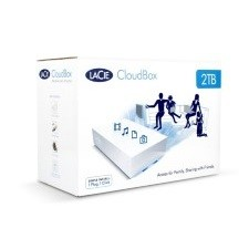 LACIE CloudBox - HDD NAS Ethernet 3To
