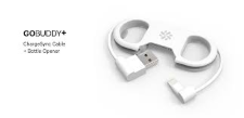 GoBuddy+ - Charge/Sync Cable with Bottle opener