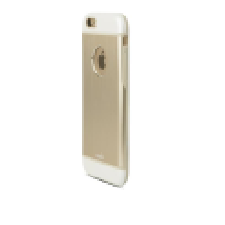 Moshi iGlaze Armour IP6 metalic Satin Gold