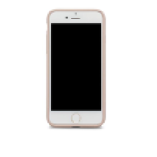 Moshi iGlaze IP7  Golden Rose