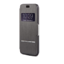 Moshi SenseCover for iPhone7 Charcoal Black
