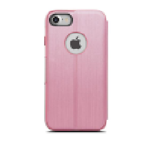 Moshi SenseCover for iPhone7 - Rose Pink