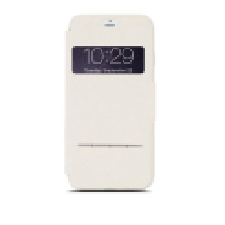 Moshi SenseCover for iP7 - Stone White