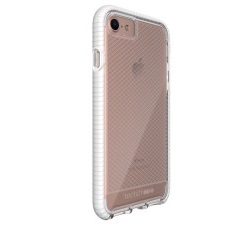 TECH21 Evo Check for iPhone7 - Clear/White
