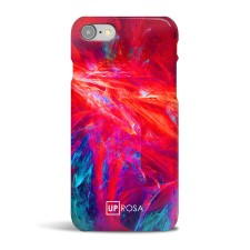 UPROSA Fractal Flame iPhone7 Case