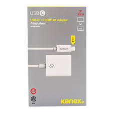 Kanex USB-C to HDMI Adapter for New MB - 4K