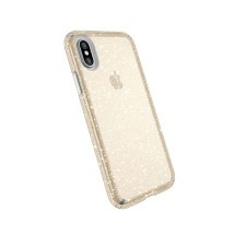 Presidio Clear + Glitter iPhone X Cases